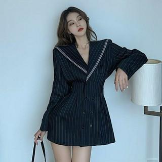 Đầm big size. đầm cho người mập - DAM041 thumbnail
