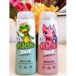 Sữa Tắm Organic Baby