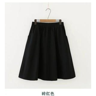 Chân váy big size, chân váy cho người mập - CV019 thumbnail