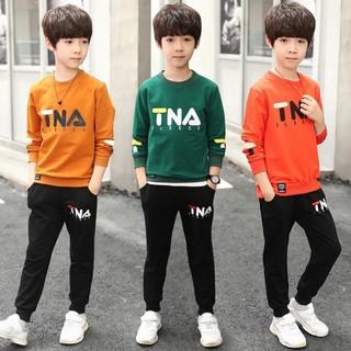Combo 3 bộ 3 màu mẫu TNA dành cho bé trai 6-10 tuổi - 3 bộ 3 màu TNA thumbnail