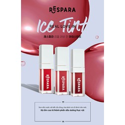 Son Tint Lạnh Respara Real Love In Ice Tint