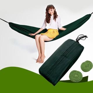 Võng dù du lịch An Thịnh võng 2 lớp, túi vải và 3m dây dù - B674 thumbnail
