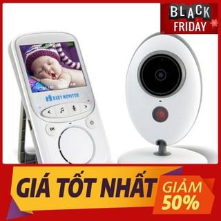 Máy báo khóc Baby Monitor Pro nhiều chế độ tiện ích cho bé - mbk09 thumbnail