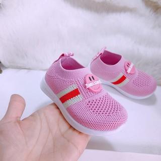 [Nhập mã XHD1VUPR giảm 30%]Giày bé gái xinh xắn 2020 mầu hồng siêu đẹp [ Đủ size cho bé] - ms38 thumbnail