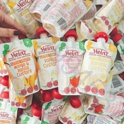 Váng sữa/TCN Heinz Úc đủ vị 120g