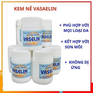 Kem Vaseline của Viện Bỏng nguyên chất giúp chống hanh khô nứt nẻ - kem nẻ viện bỏng thumbnail