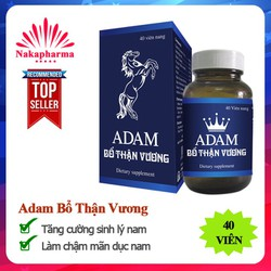 Adam Bổ Thận Vương – Giúp tăng cường sinh lý, chậm mãn dục nam
