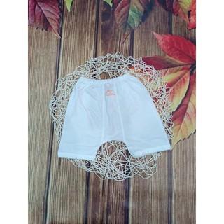 Quần ngắn mang bỉm sơ sinh, màu trắng từ 5-7kg - Quần ngắn mang bỉm sơ sinh, màu trắng thumbnail