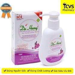 Dung dịch vệ sinh phụ nữ Dạ Hương Tím (Lavender) 120ml có vòi - sạch nhẹ, khử mùi hôi, bảo vệ vùng kín - cvspharmacy