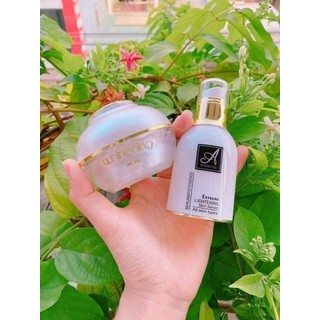 Combo Kem Face Pháp A Và Serum Spot A Cosmetics - 001 thumbnail
