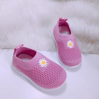 Giày bé gái hoa cúc hot 2020 mẫu mới [ Đủ size] - ms39 thumbnail