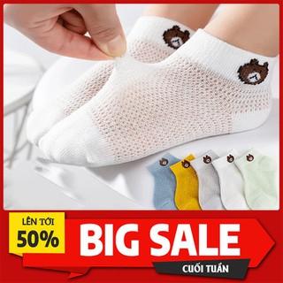Vớ Cotton - Vớ , Tất Cho Bé - S5DTLCB-1 thumbnail