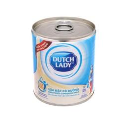 Sữa đặc có đường DUTCH LADY xanh biển lon 380gr