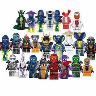 Lắp Ráp Minifigure Ninja - 8700009831414 thumbnail