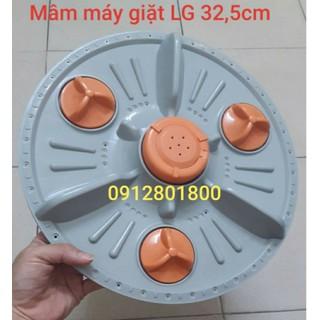 Mâm đĩa máy giăt LG Hãng đường kính 32.5cm