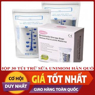 Hộp 30 túi đựng sữa mẹ - H30TDS-1 thumbnail