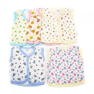 Áo ghi lê hồng xanh, bé trai, bé gái từ 10-11kg - Áo ghi lê hồng xanh, bé trai, bé gái từ 10-11 thumbnail
