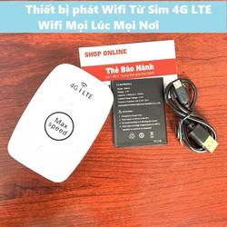 BỘ PHÁT WIFI ZTE 3G 4G Chuẩn Chĩnh Hãng