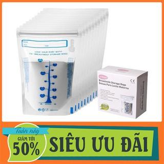 Hộp túi trữ sữa mẹ 210ml Unimom Compact Hàn Quốc - H30TDS-1 thumbnail