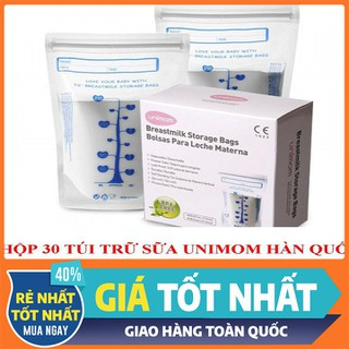 Hộp 30 túi trữ sữa mẹ - H30TDS-1 thumbnail