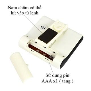 Đồng Hồ Bấm Giờ Đếm Ngược Mini - bt-33 7