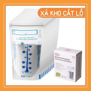 Hộp 30 túi đựng sữa mẹ (trữ sữa mẹ) - H30TDS-1 thumbnail