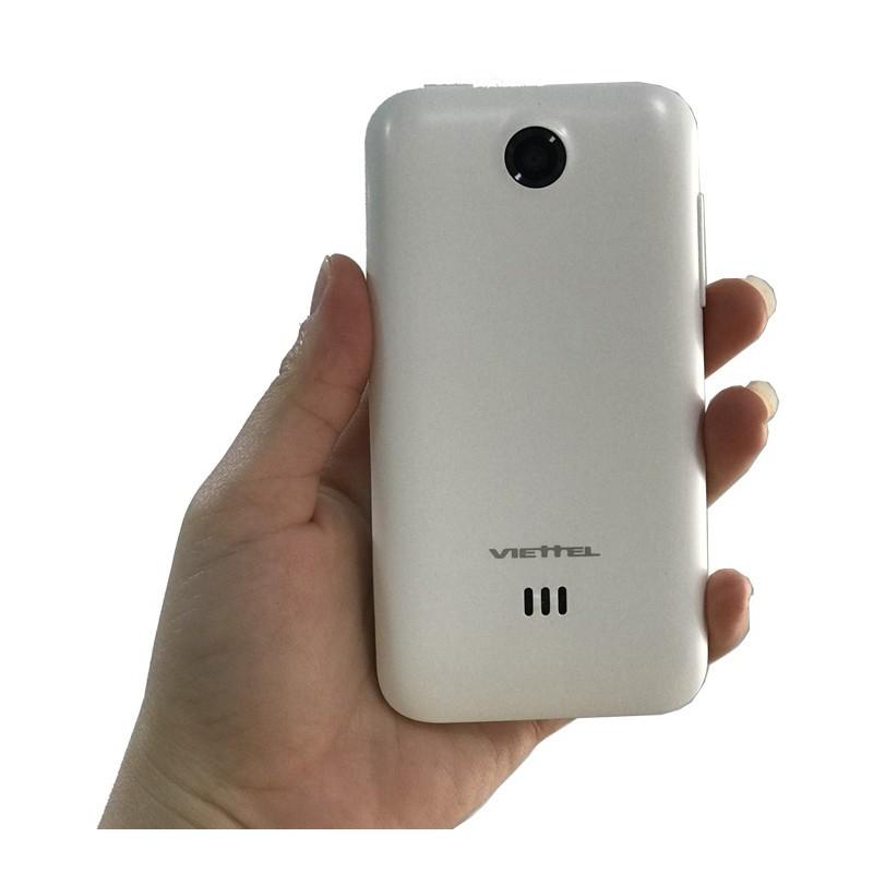 Điện thoại Viettel V8413 2 sim 2 sóng – Dùng phát wifi , youtube, nghe gọi – Hỗ trợ 3G,Wifi Mới Fullbox – Viettel V8410
