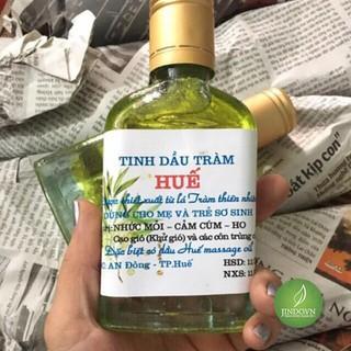 Combo 10 chai tinh dầu tràm Huế (100ml) - 2MXT106 - 2MXT106 thumbnail