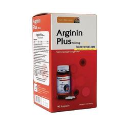 Hỗ trợ cải thiện chúc năng gan, hạ men gan ARGININ PLUS 90 viên