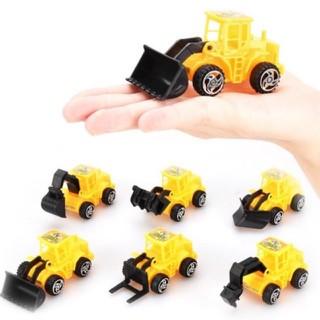 Đồ chơi xe Mô hình cẩu 2 món cho bé - baby06 thumbnail