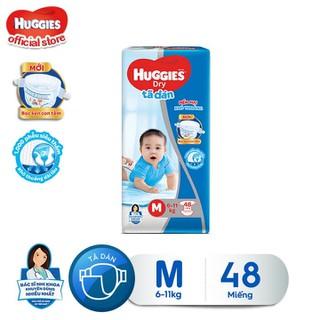 Tã dán Huggies Diapers Jumbo M48 - 8935107200928 thumbnail
