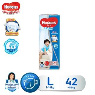 Tã dán Huggies Diapers Jumbo L42 - 8935107200942 thumbnail