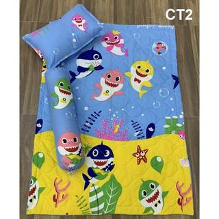 bộ mền gối cho bé đi học - CT002 thumbnail