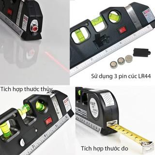 Thước Nivo laser PRO3 cân mực laser đa năng - thuocdolaserpro3 thumbnail