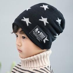 Mũ nón trẻ em kèm khăn - Mũ cho bé kèm khăn