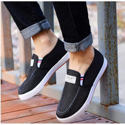 Giày mọi, giày lười – giày mọi thể thao vải jean thời trang Hàn Quốc mang êm cực bền hàng hót nhất năm