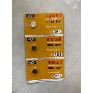 Pin MAXELL SR621SW [ĐƯỢC KIỂM HÀNG] - 37480259 thumbnail