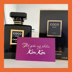Nước Hoa Nữ Coco EDP 100ML hương thơm sang trọng quý phái lưu hương 7-8 giờ.