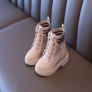 Giày Boot cho bé gái phong cách hàn quốc EB006 - EB006 thumbnail