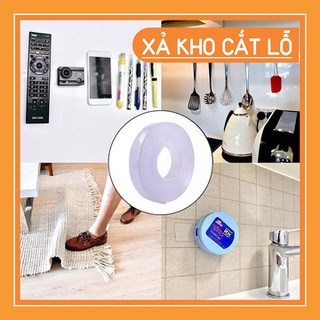 [XẢ KHO CẮT LỖ] Băng keo hai mặt đa chức năng IVY GRIP TAPE Loại 1 mét - BKSDGT thumbnail