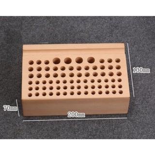 Dụng cụ để vít bằng gỗ trong sửa chữa đồng hồ, điện thoại - dcs22 thumbnail