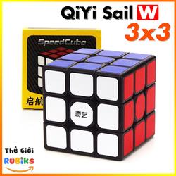 Rubik 3x3 Qiyi Sail W Rubik 3 Tầng Khối Lập Phương Rubik
