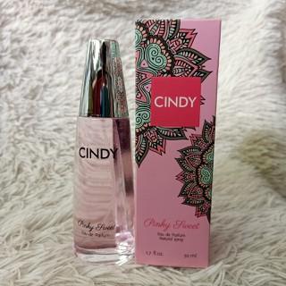 NƯỚC HOA CINDY PINKY SWEET 50ml - hương thơm từ hoa quả đầy nữ tính, tươi mát, thumbnail