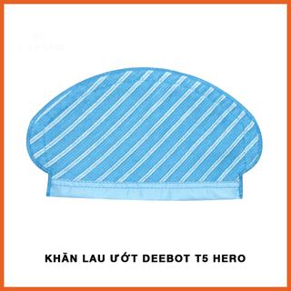Khăn lau ướt dùng cho robot hút bụi Ecovacs T5 hero - khăn ướt t5 hero thumbnail