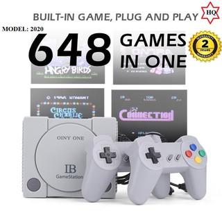 Máy chơi game 628 +20 - máy chơi game 648 trò thumbnail
