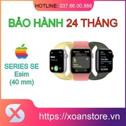 Đồng hồ Apple Watch SE 40mm Esim mới 100% nguyên seal bảo hành 24 tháng