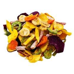 500g  rau củ quả sấy khô loại ngon