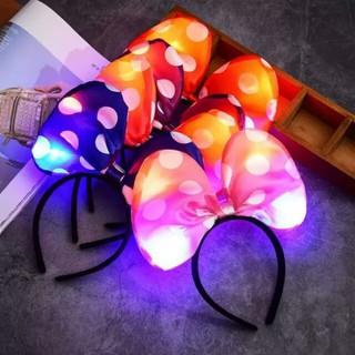 Bờm noel có đèn nhiều mẫu siêu xinh - 73838 thumbnail