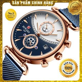 Đồng hồ nam cao cấp dây thép Reward - RW001 thumbnail
