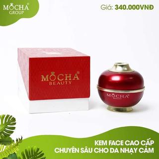 Kem dưỡng dành cho da nhạy cảm Mocha - FACE NC thumbnail